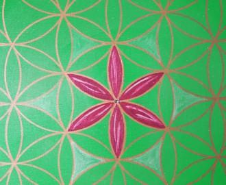 BlumedesLebens_grün_pink_klein
